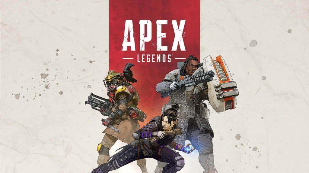 Обои Apex Legends на рабочий стол