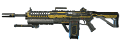 Apex Legends Devotion LMG
